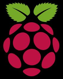 Raspberry Pi Logo Raspbian